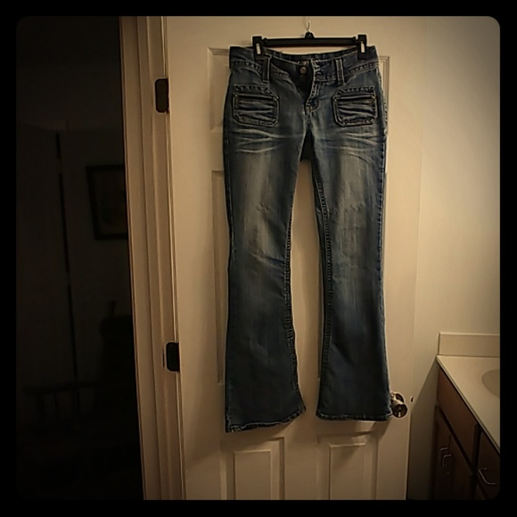 Mossimo Supply Co. Denim - Blue jeans